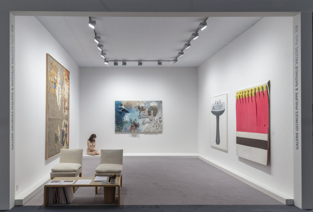 TEFAF New York 2019 — Galerie Georges-Philippe & Nathalie Vallois