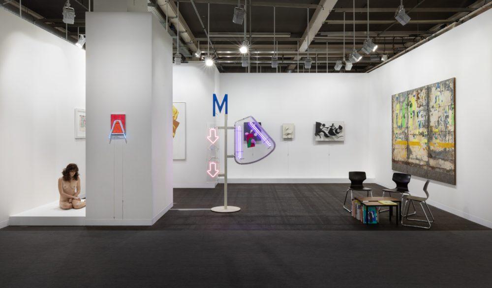 ART BASEL 2019 — Galerie Georges-Philippe & Nathalie Vallois