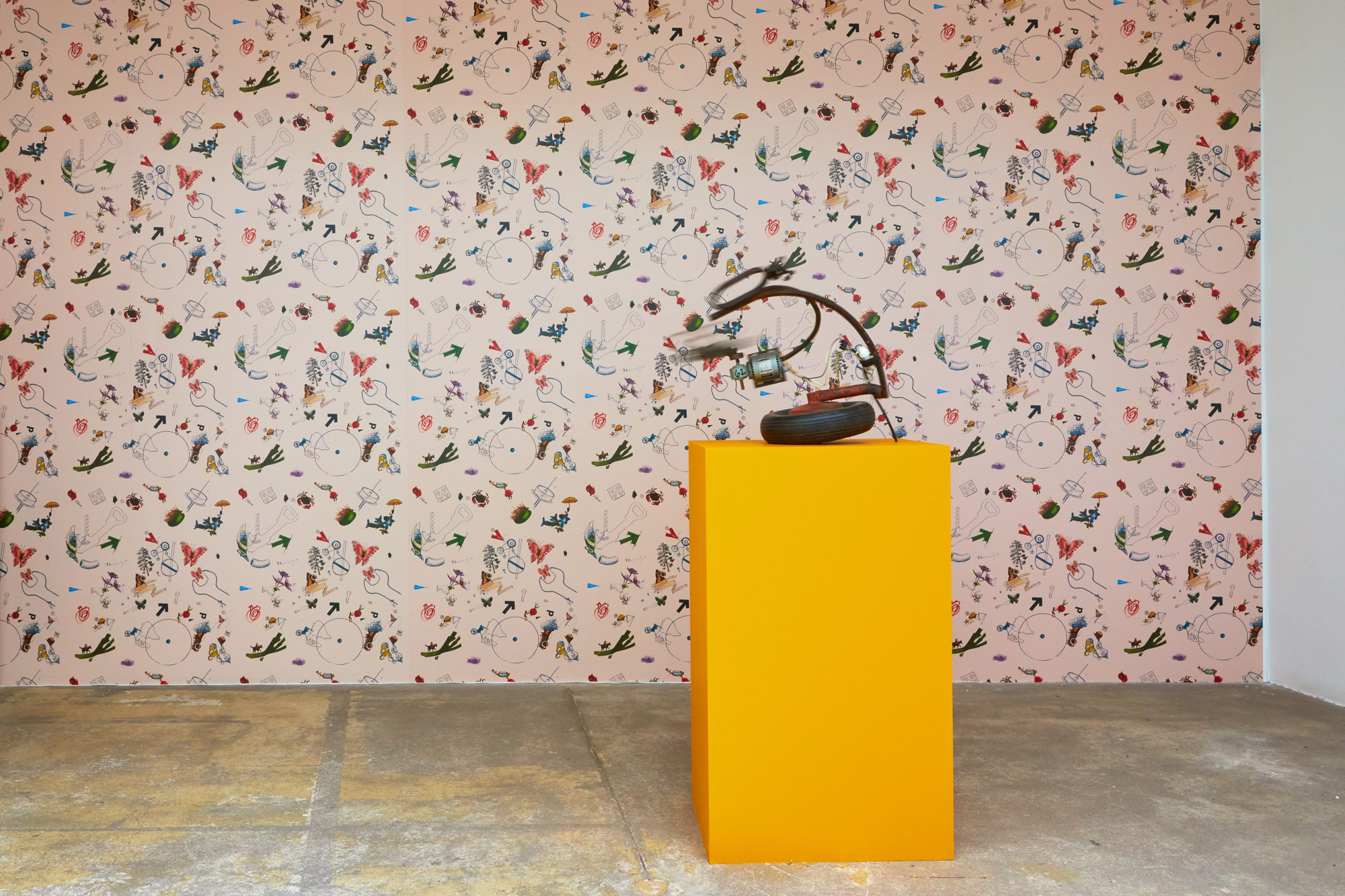 Bricolages et Débri(s)collages - Galerie Georges-Philippe & Nathalie Vallois