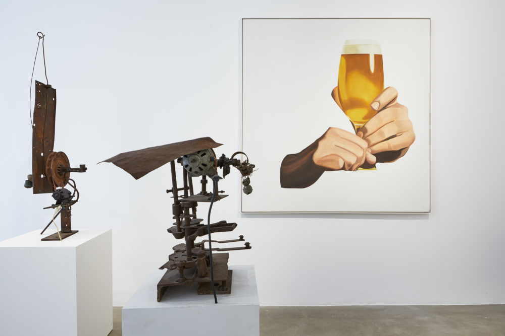 60's : Tinguely, Stämpfli, Villeglé - Galerie Georges-Philippe & Nathalie Vallois