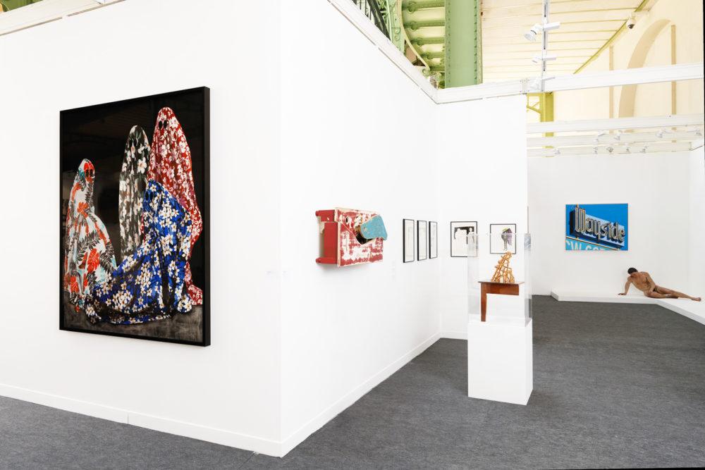 FIAC 2019 — Galerie Georges-Philippe & Nathalie Vallois