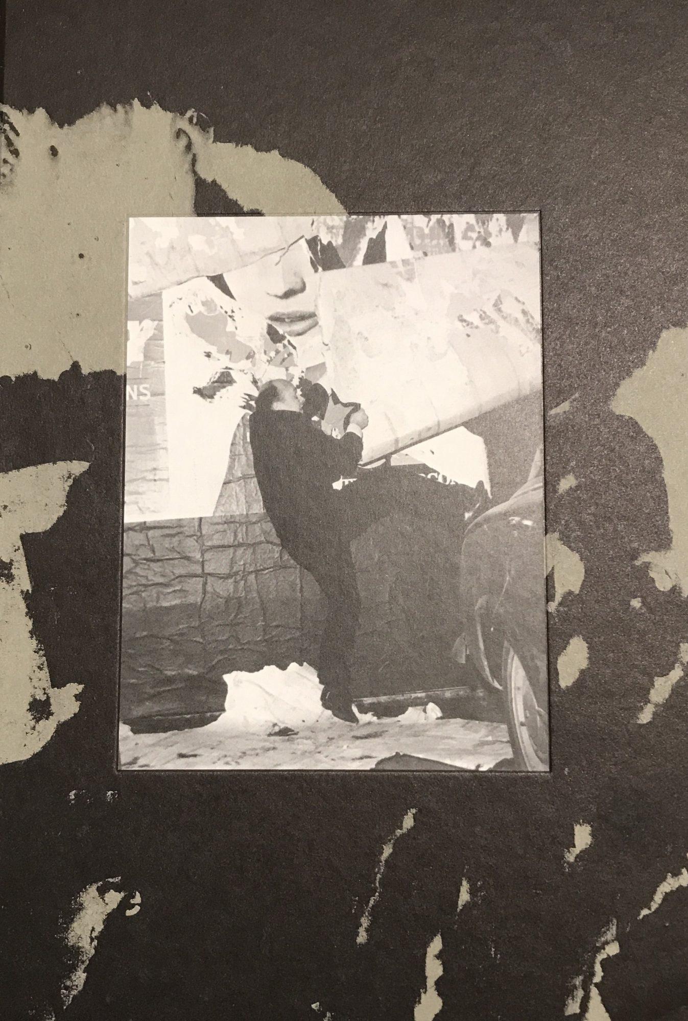 Villeglé – graffiti politiques (1962-1991) - Galerie Georges-Philippe & Nathalie Vallois