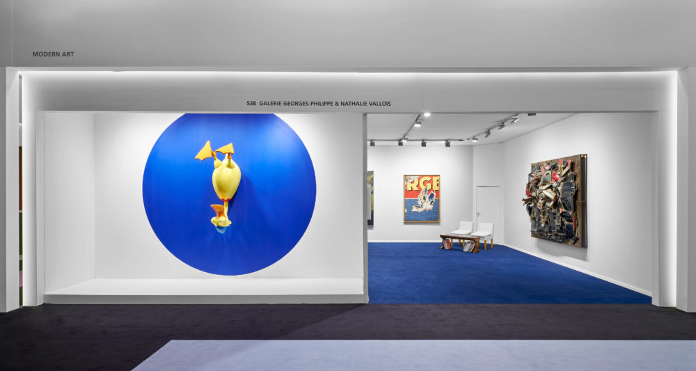 TEFAF Maastricht 2020 — Galerie Georges-Philippe & Nathalie Vallois