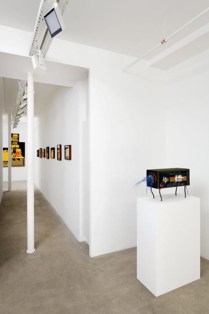 Zhenya Machneva — Galerie Georges-Philippe & Nathalie Vallois