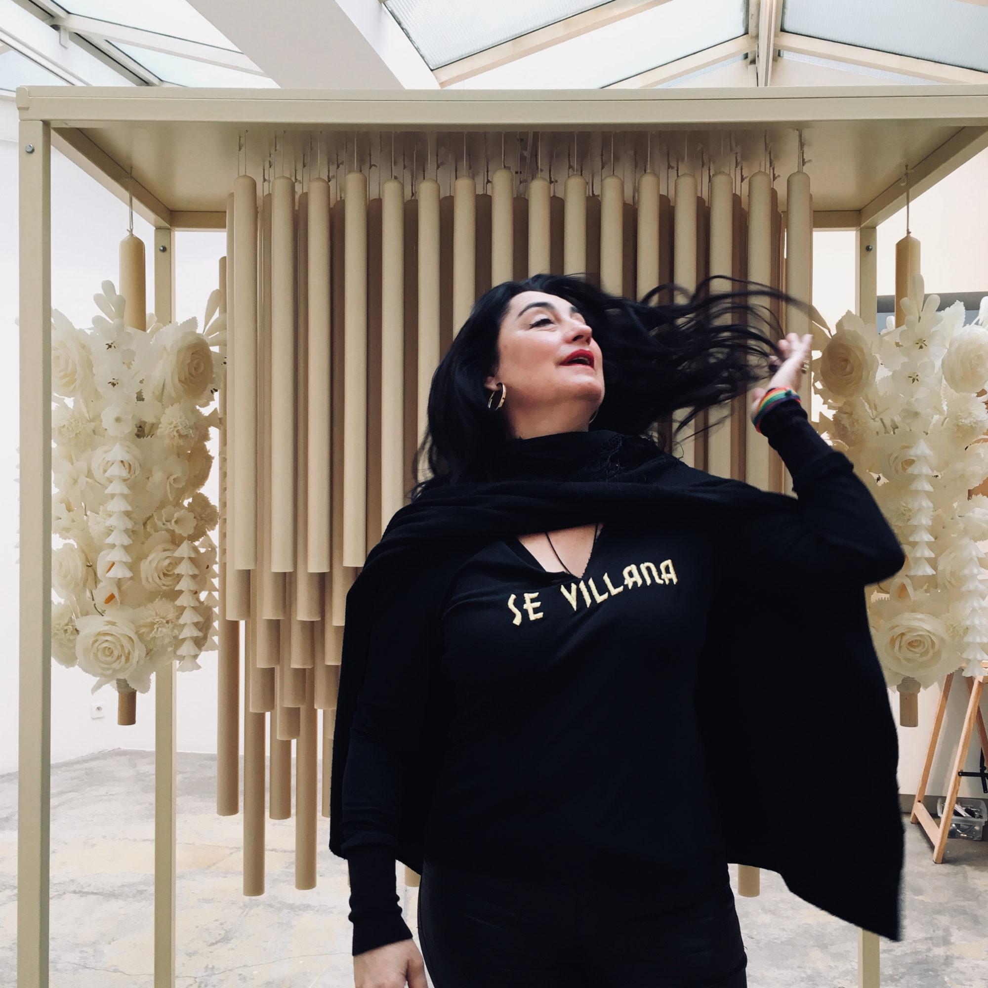 Conversation avec Pilar Albarracín — Galerie Georges-Philippe & Nathalie Vallois