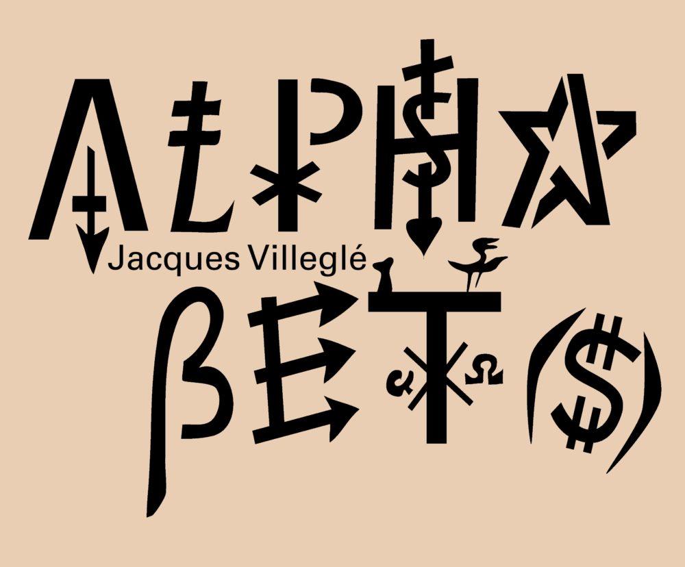 Alphabet(s) - Galerie Georges-Philippe & Nathalie Vallois
