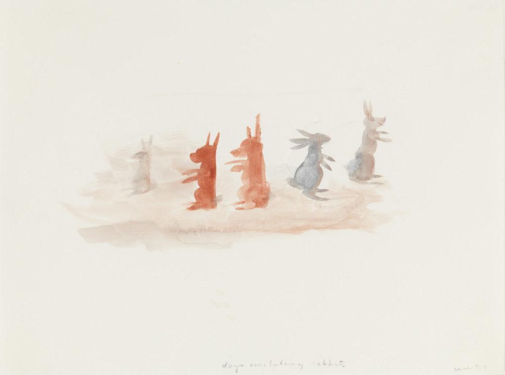 William Wegman — Galerie Georges-Philippe & Nathalie Vallois
